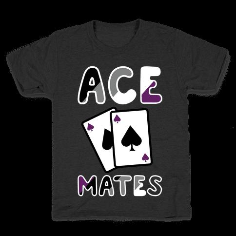Ace Mates A Kids T-Shirt