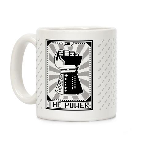 The Power Card Coffee Mug