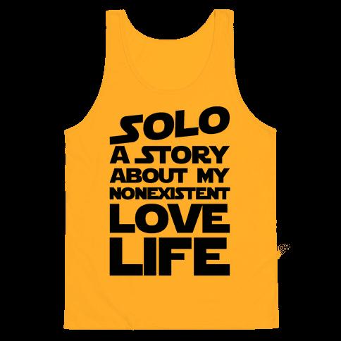 Solo Parody  Tank Top
