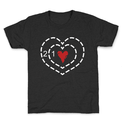 The Grinch's Heart Kids T-Shirt