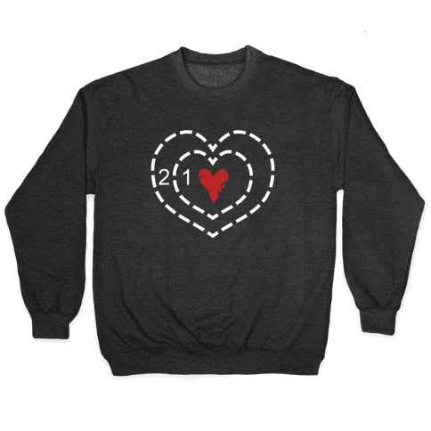 The Grinch's Heart Pullover