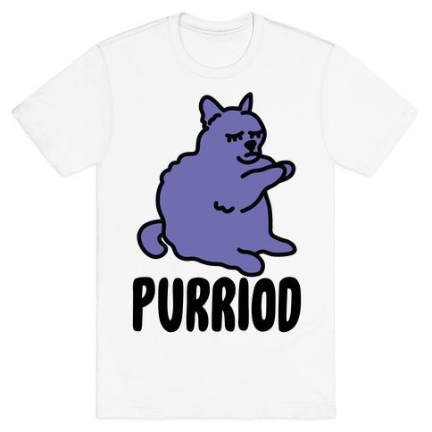 Purriod T-Shirt