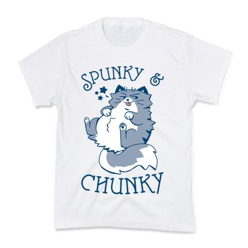 Spunky & Chunky Kids T-Shirt
