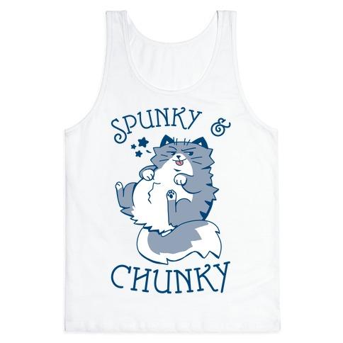 Spunky & Chunky Tank Top