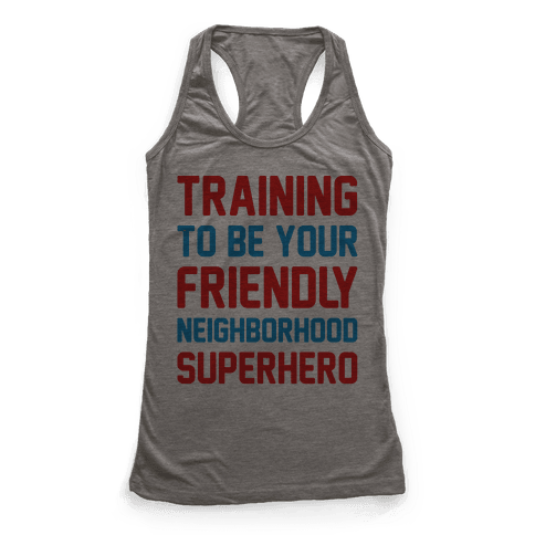 Training To Be Your Friendly Neighborhood Superhero Parody