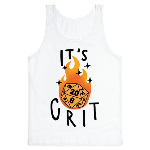 It's Crit Tank Top
