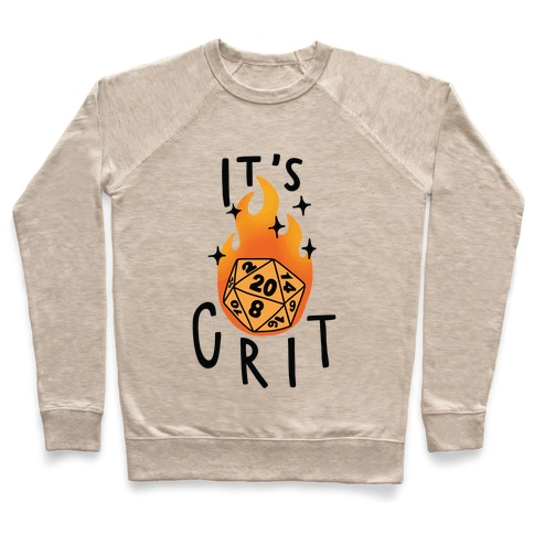 It's Crit Pullover