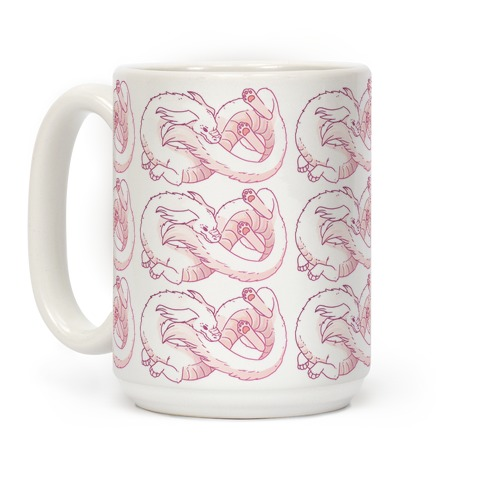 Infinity Luckdragon  Coffee Mug