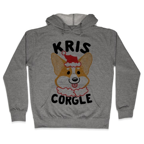 Kris Corgle Hooded Sweatshirt