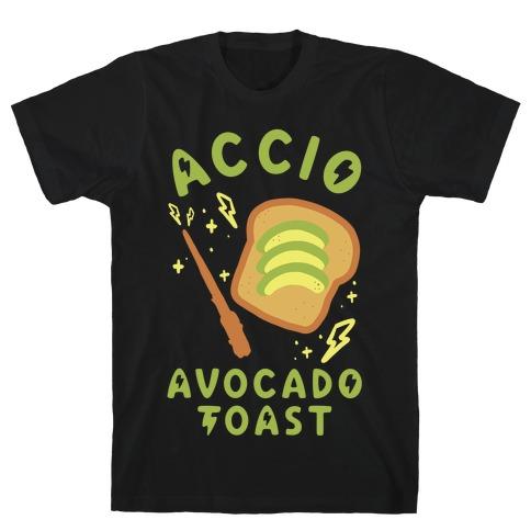 Accio Avocado Toast T-Shirt