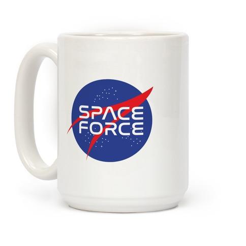 Space Force Parody Coffee Mug