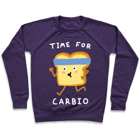 Time For Carbio Pullover