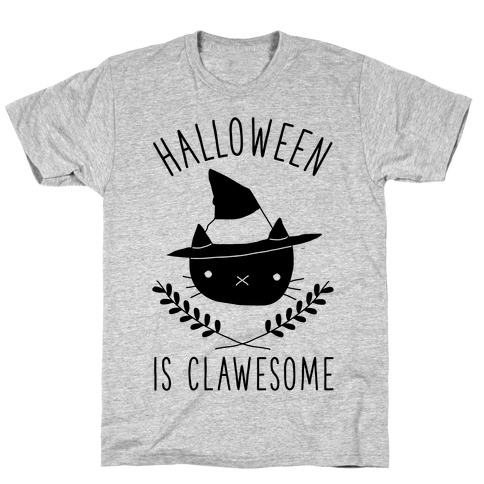 Halloween is Clawesome T-Shirt