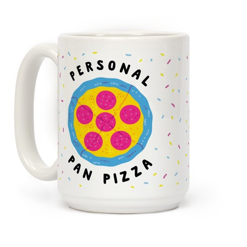 Personal Pan Pizza Coffee Mug