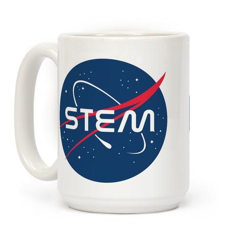 STEM NASA Parody Coffee Mug