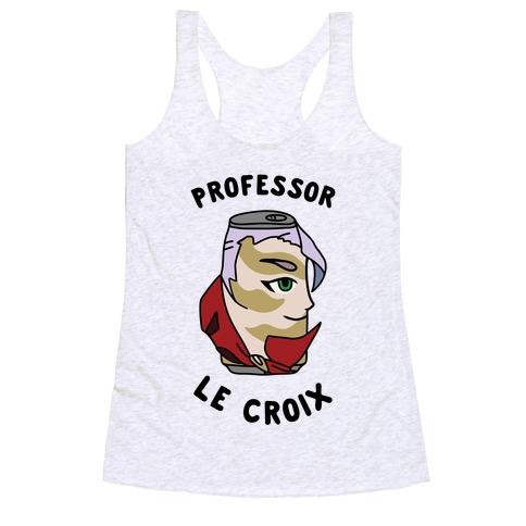 Professor Le Croix Racerback Tank Top