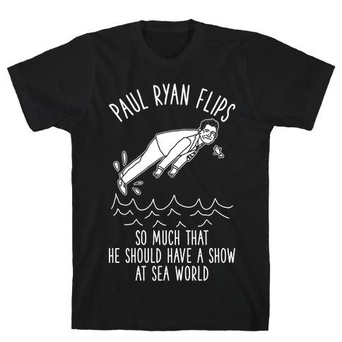 Paul Ryan Flips T-Shirt