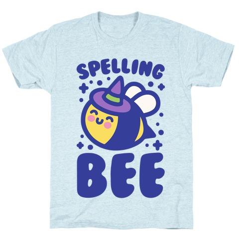 Spelling Bee Mens/Unisex T-Shirt