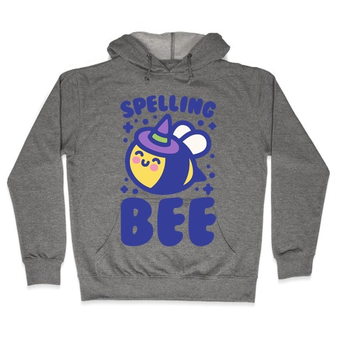 Spelling Bee Hooded Sweatshirt