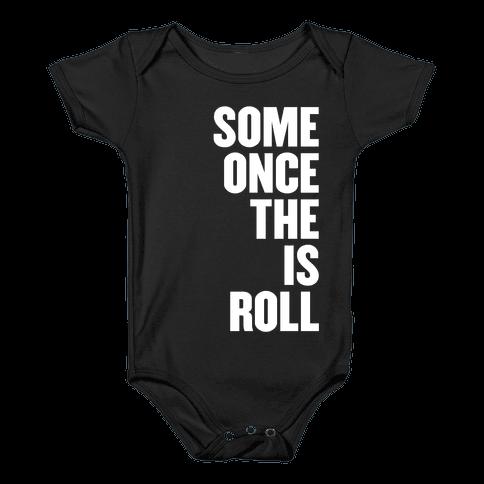 All Star Pair 1 Baby Onesy