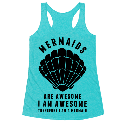 Therefore I Am A Mermaid