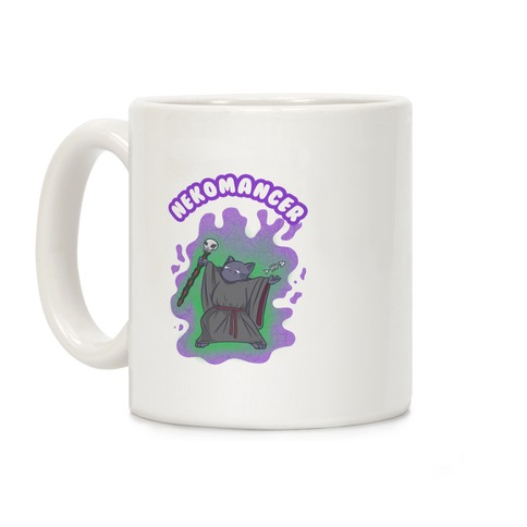Nekomancer Coffee Mug