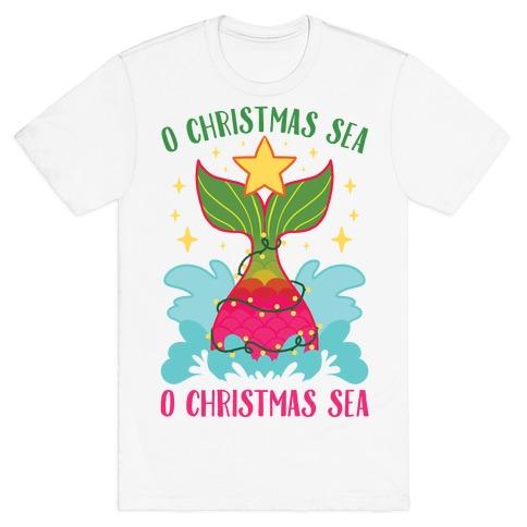 O Christmas Sea, O Christmas Sea T-Shirt