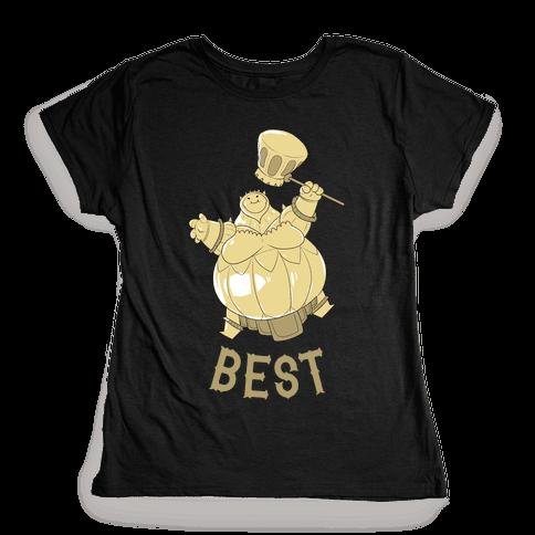 Best Friends Smough Womens T-Shirt