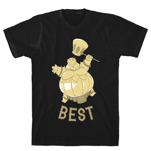 Best Friends Smough Mens T-Shirt