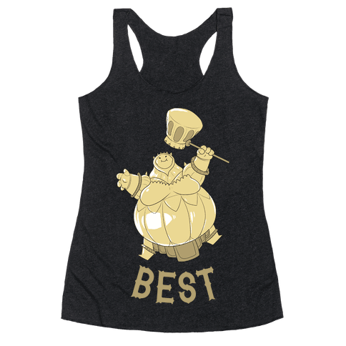 Best Friends Smough Racerback Tank Top