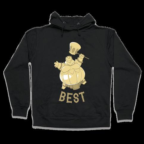 Best Friends Smough Hooded Sweatshirt