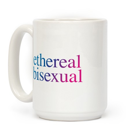 Ethereal Bisexual Coffee Mug