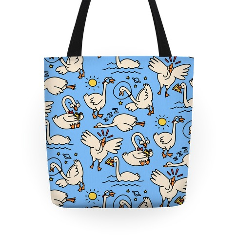 Silly Goose Studies Tote