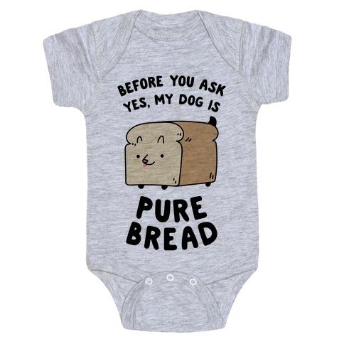 Pure Bread Baby Onesy