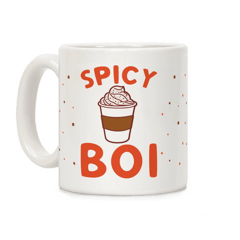 Spicy Boi Coffee Mug