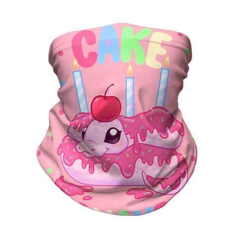 Cake Snake Neck Gaiter