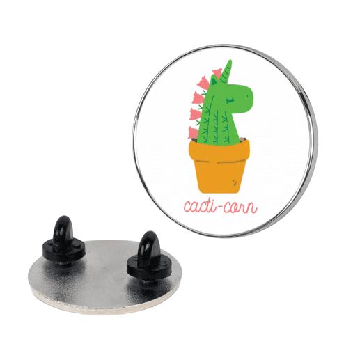 Cacti-corn pin