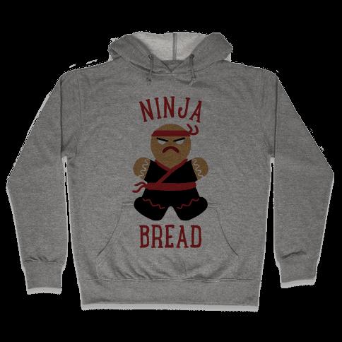 Ninja Bread Hooded Sweatshirt