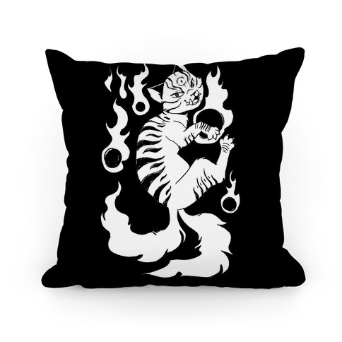 Ink Nekomata Pillow