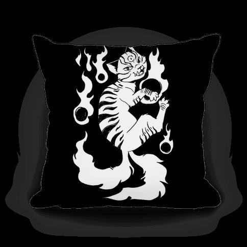 Ink Nekomata Pillow