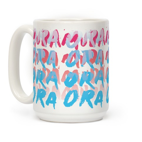 Ora Muda Coffee Mug
