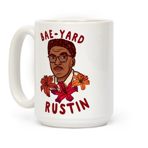 Bae-yard Rustin Coffee Mug