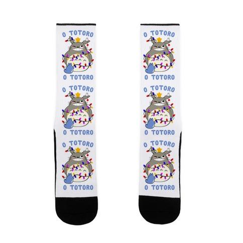 O Totoro, O Totoro Sock