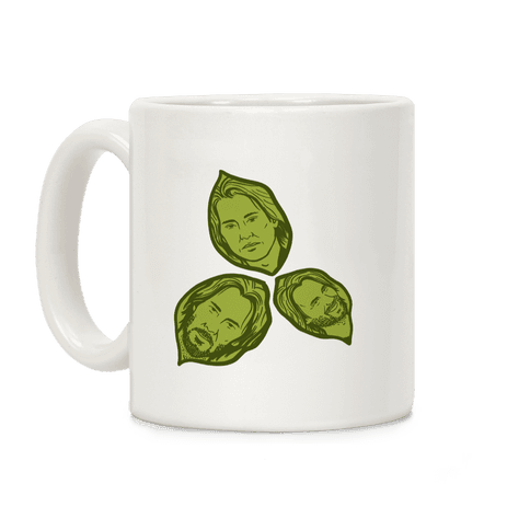 Keanu Leaves Coffee Mug