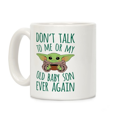 Yoda Coffee Mugs Lookhuman