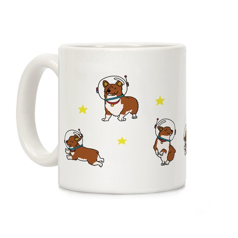 Unidentified Floating Corgi Coffee Mug
