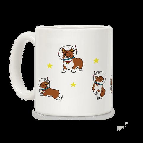 Unidentified Floating Corgi Coffee Mug