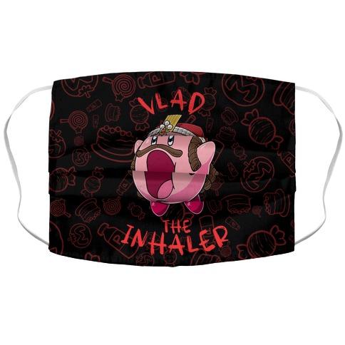 Vlad The Inhaler Accordion Face Mask