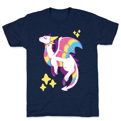 Pan Pride Dragon T-Shirt
