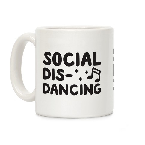 Social Dis-Dancing Coffee Mug